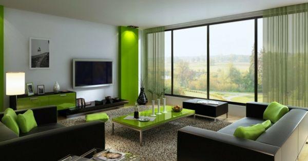 wohnidee einrichtungsideen wohnzimmer wohnideen wohnzimmer ... - Einrichtungsideen Wohnzimmer Grn