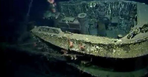 U-166 Conning Tower....   Exploring the German U-Boat U ...