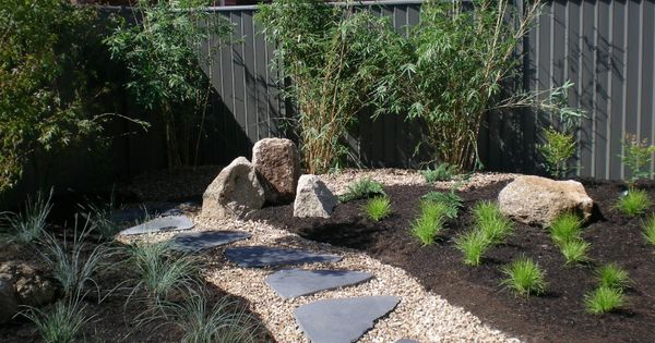 Japanese courtyard gardens house ideas for Courtyard landscaping melbourne