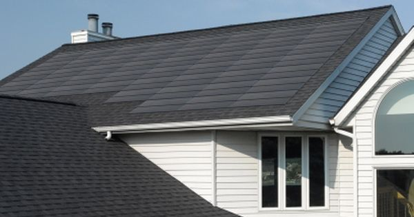 Apollo Ii Solar Roofing Systems From Certainteed Corporation General Roofing Systems Canada Grs Roofing Calgary Solar Roof Solar Roof Tiles Solar Panels