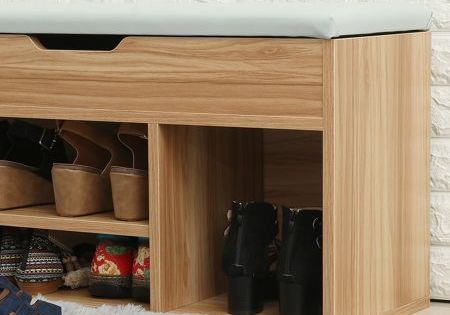 4 Cube Shoes Cabinet Shoe Bench With Cushion Particleboard 6 8 Pairs Of Shoes Organizer Storage Walmart Com In 2020 Shoe Bench Shoe Cabinet Cube Organizer