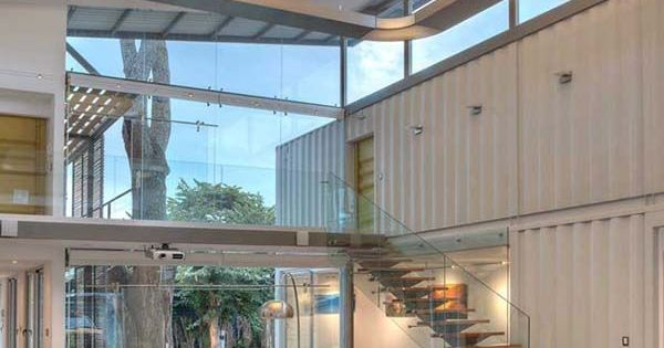 Sustainably designed shipping container home in costa rica shipping containers shipping - Container homes costa rica ...