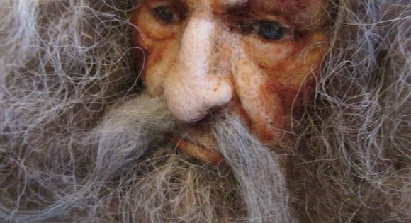 gandalf by birgitte krag hansen the best felt