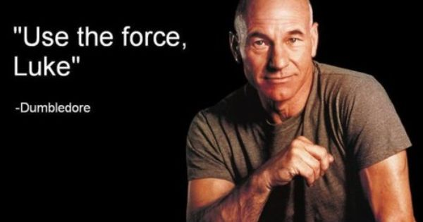 picard dumbledore star wars meme moviesseries