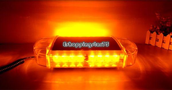 This Is A Super Bright High Power 24 Leds Strobe Light Kit Strobe Lights Bar Lighting Led Light Bars