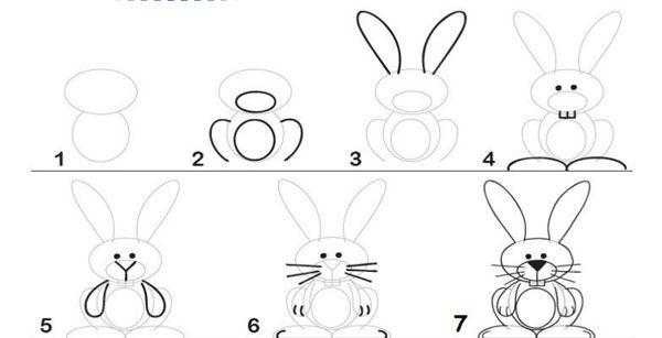 Como Dibujar Animales Paso A Paso Guias De Dibujo Aprender A Dibujar Animales Como Dibujar Animales Dibujos De Animales