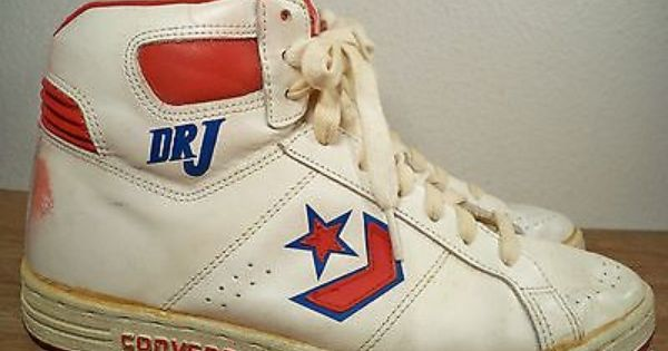 CONVERSE Dr J White Leather High