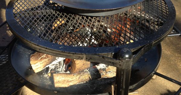 Cowboy Grill With Wok Outdoor Cooking Pinterest