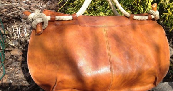 Leather bags - photo