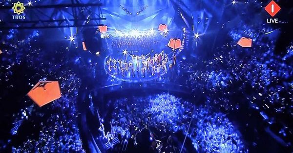 eurovisie songfestival 2014 rise like a phoenix