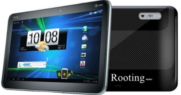 How To Root Your Android Htc Jetstream Tablet Gamesandphones Com