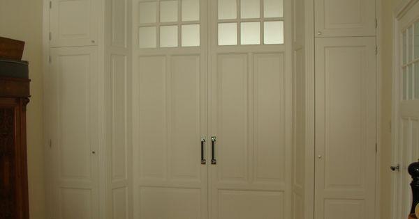 Kamer en suite project scheveningen pinterest - Partition kamer ...