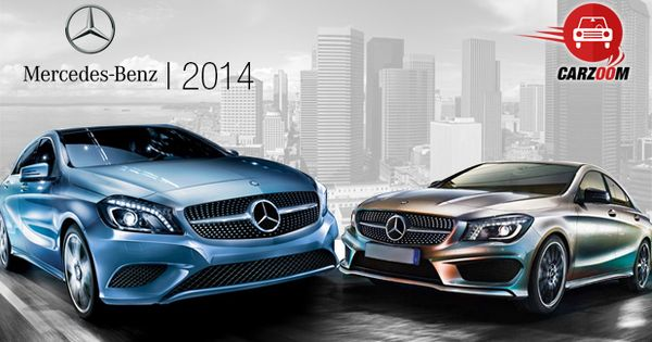 News on launch of 8 new models by mercedes benz in 2014 for Mercedes benz list price