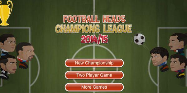 Play Run Football Heads Champions League Https Sites Google Com Site Bestunblockedgames77 Football Heads Champions Le Football Heads Champions League League