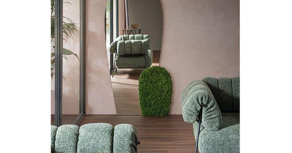 Tirella Sofa Cactus Mirror Nel 2020
