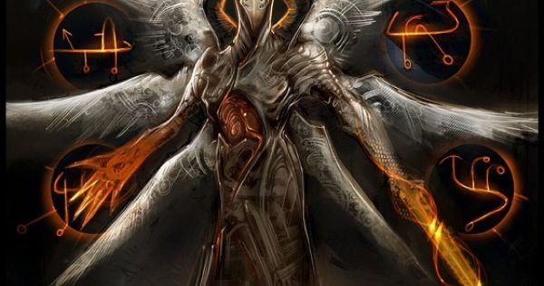 Erkyill Khan prince of the underworld Kasyrgan | cool art ...