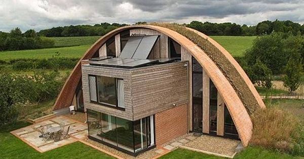 3 Amazing Eco Homes In The United Kingdom Eco Architecture Eco House Eco House Design