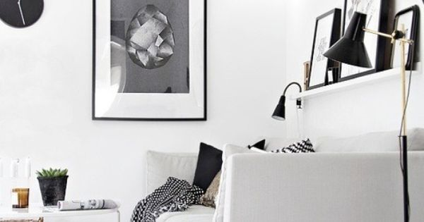 scandinavian interior  Household stuff  Pinterest