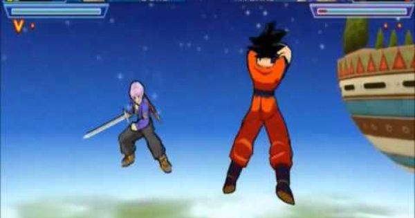 Gameplay Download Dragon Ball Z Shin Budokai 2 Psp Com Imagens