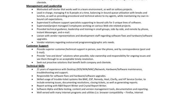 10 self employed handyman resume