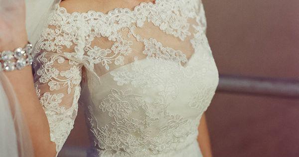 Real 2014 Off Shoulder Half Sleeve Lace White Bridal Bolero Jacket Wrap