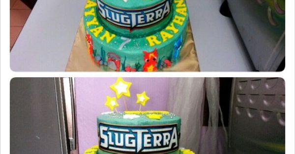 Slugterra Cake Cake Pinterest Cakes