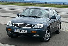 Daewoo Motors Wikipedia Mid Size Sedan Daewoo Sedan