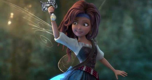 Zarina The Pirate Fairy Movie And Tv Series Pinterest