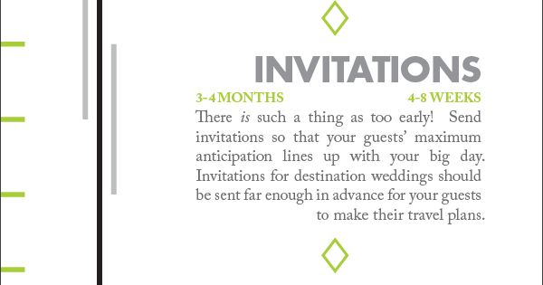 When Do You Send Invitations For Wedding: It's Engagement Season. You Know How I Know? This
