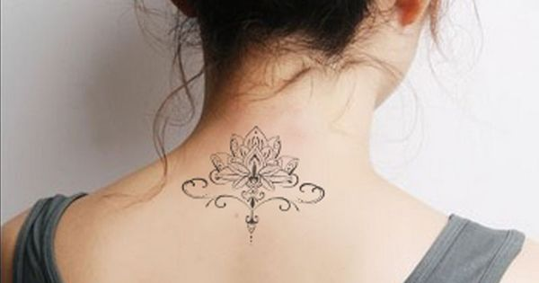 pas cher tanche tatouage temporaire autocollants mignon bouddha lotus fleurs grande conception. Black Bedroom Furniture Sets. Home Design Ideas