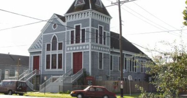 Baptist Churches In New Orleans