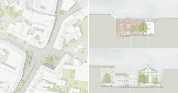 Umgestaltung Des Stadtplatzes Oberes Tor In Hof