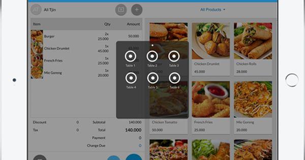 Pos Program For Cafe Restaurant