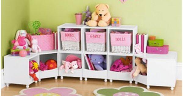 Organizador de juguetes decoraci n cuartos de ni os - Habitaciones de juguetes ...