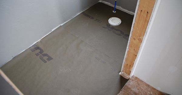 Good Info On Installing Durock Tile Membrane From Diy Diva With