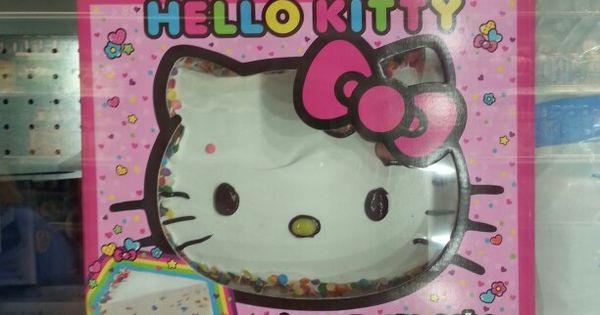 Hello Kitty Icecream Cake Carvel Publix Darby Doo