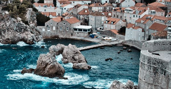 Dubrovnik, Adriatic Sea, Croatia one of the most beautiful places in the