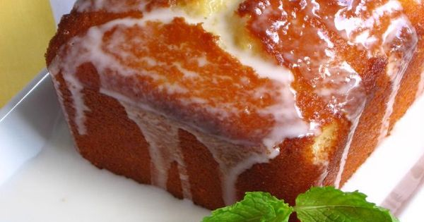 LOVE ANYTHING INA! Recipe For Ina Gartens Lemon Loaf Cake - This
