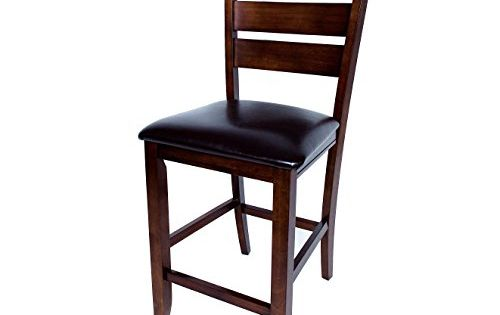 Set of 2 Dark Brown 24 inch Counter Height Bar Stools  : dd7b8636908ca83e02b11d06f8c98e3d from www.pinterest.com size 600 x 315 jpeg 14kB