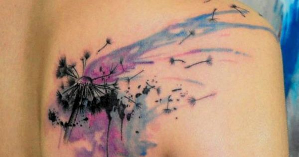 water color tattoo - Tattoo Ideas Central