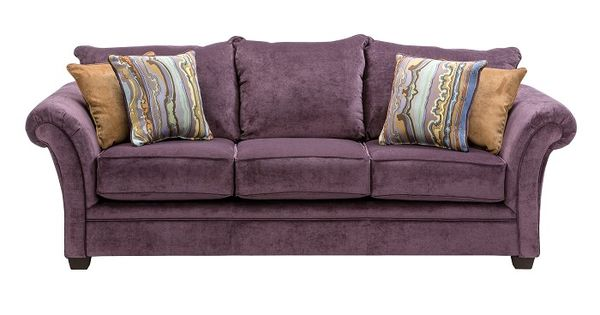 Slumberland Furniture Quimby Collection Plum Sofa Slumberland Furniture Stores And