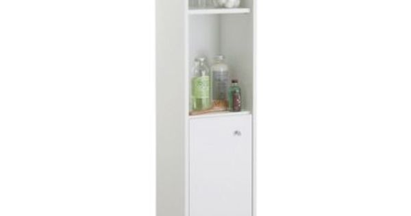 Malibu Tall Boy White At Homebase Be Inspired And Make Your House A Home Buy Now Bathroom Storage Units Tall Bathroom Storage White Bathroom Cabinets