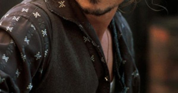 (one of my favorites!) Johnny Depp, Chocolat