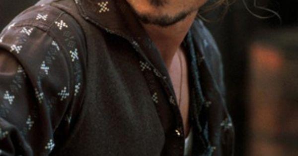 (one of my favorites!) Johnny Depp, Chocolat