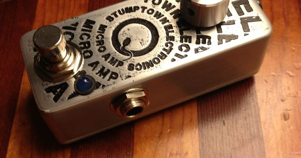 diy guitar pedal with acid etched graphics diy guitar pedals pinterest graphics diy and. Black Bedroom Furniture Sets. Home Design Ideas