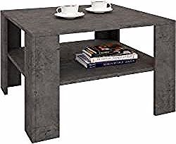 Couchtisch Felice In Betonoptik Dunkel 68x68 Cm Caro Mobelcaro Mobel In 2020 With Images Step Stool Decor Home Decor