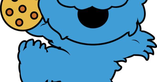 Dibujos Para Colorear De Elmo Bebe: Elmo Y Cookie Para Colorear Baby - Imagui