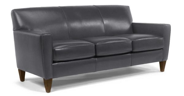 Flexsteel digby leather sofa leather luxury pinterest for Sofa by design lake oswego