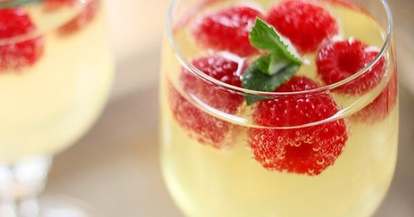 Limoncello, Prosecco drinks and Coolers on Pinterest