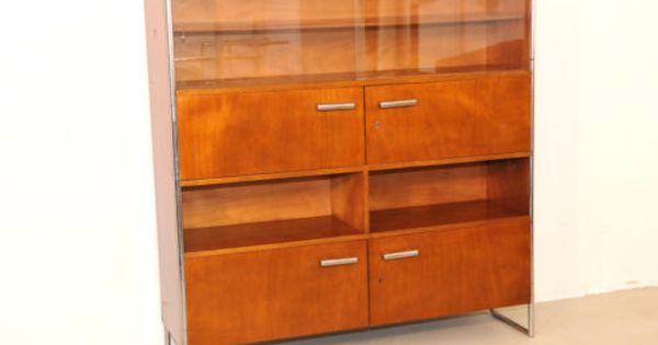 Bauhaus Art Deco Stahlrohr Buffet Schrank Sideboard Chrom Thonet Mucke Melder In In Berlin Ebay